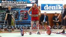 Melios Panaiotis, 170kg