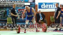 Rémy Krayzel, 205kg