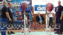 Josef Máška, 270kg
