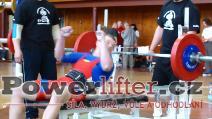 Martin Dolejš, 137,5kg