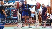 Josef Wächter, 205kg