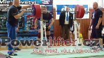 Václav Jaremczuk, 295kg