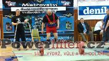 Jan Verbič, 235kg