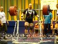 Milan Špingl, dřep 415kg