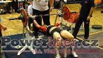Karel Ruso, benč 102,5kg