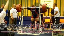 David Lupač, dřep 360kg