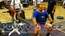 Jaroslav Jirout, benč 200kg