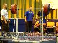 Zoltán Kanát, dřep 320kg