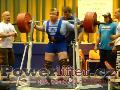 Miroslav Hejda, dřep 330kg