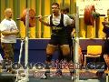 Jiří Zimula, dřep 292,5kg