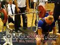Marek Hejtmánek, benč 145kg