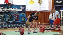 Ondřej Houžvička, mrtvý tah 240kg