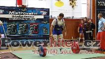 Dušan Švarcbach, mrtvý tah 265kg
