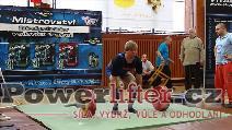 Pavel Uher, mrtvý tah 262,5kg