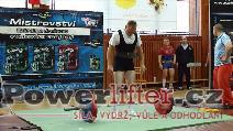 Marek Hejtmánek, mrtvý tah 215kg