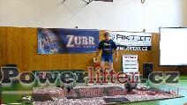 Pavel Uher, 265kg
