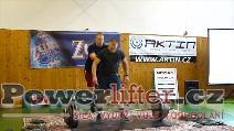 Adam Szollosy, 210kg