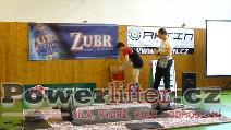 Hrančík Tomáš, 250kg