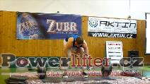 Pavel Hausner, 195kg