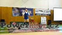 Karel Sazma, 240kg