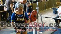 Václav Burda, benč 115kg