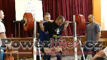Jiří Olejko, dřep 235kg
