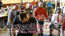 Václav Liška, benč 162,5kg
