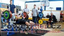 Radek Giebl, 150kg