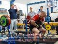 Pavel Župka, 197,5kg
