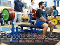 Milan Selinger, 245kg