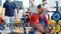 Vladimír Pop, 202,5kg