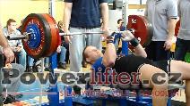 Stanislav Macák, 190kg