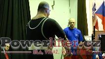 Jaroslav Šoukal, 275kg