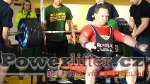 Zbyněk Krejča, 270kg