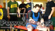David Videman, 207,5kg
