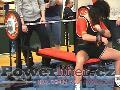 Petra Ličková, 87,5kg