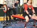 Lenka Bečvaříková, 90kg