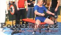Radim Kopal, 190kg