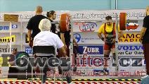 Hakan Persson, SWE, 305kg