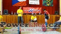 Hana Štěchová, 115kg