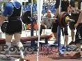 Jakub Antl, 160kg