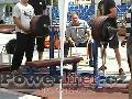 Jan Žvak, 215kg