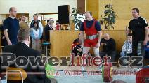 Petr Zámečník, 237,5kg