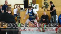 Petr Voznička, 202,5kg