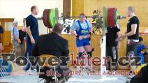 Martin Šumbera, dřep 300kg