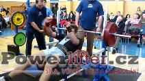 Lukáš Kovařík, 125kg