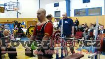 Miloš Hýbl, 242,5kg