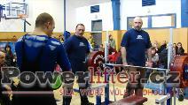 Antonín Pavlovec, 180kg