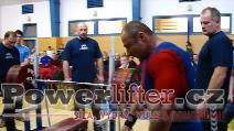 Bruno Walter, 232,5kg