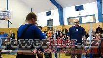 Martin Šumbera, 225kg